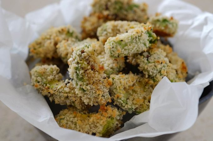 Avocado Chipotle Fries