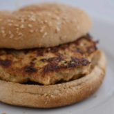 Turkey Vegetable Burgers