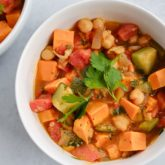 Easy Vegetable Stew